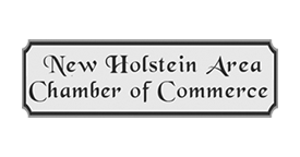 New Holstein Chamber of Commerce Logo